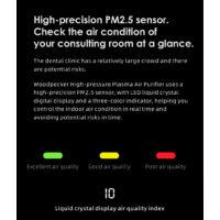 Woodpecker Q3 Plazma Légtisztító fertőtlenítő