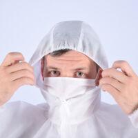 Intrudair egészségügyi védőruházat L-es méret