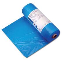 Nyálkendő 200db kék nylon HS