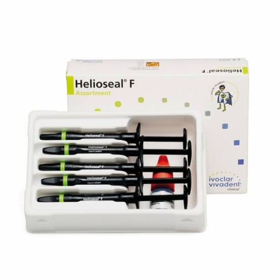 Helioseal F Assortment 5x1.25g