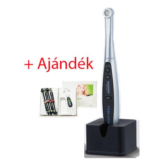 AKCIÓ-NOBLESSE Polimerizációs lámpa vez.nélkül 3000mW + Evetric System Pack