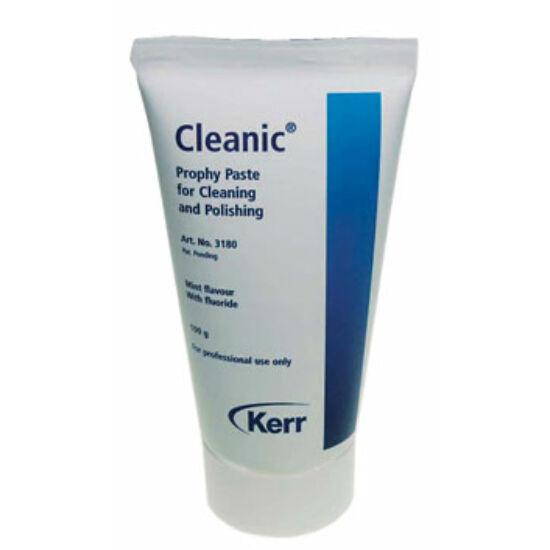Cleanic prophy paszta fluoriddal 100 g mentol kék