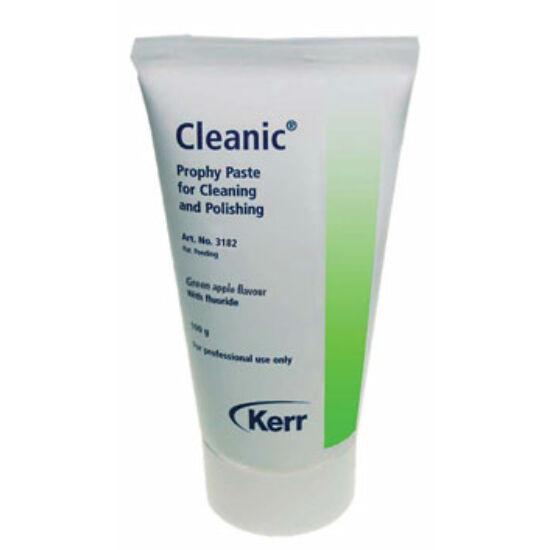 Cleanic prophy paszta fluoridos 100g zöldalma