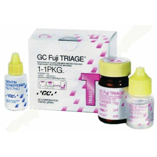 GC Fuji Triage 1-1 Pack Pink 15g+5,7ml