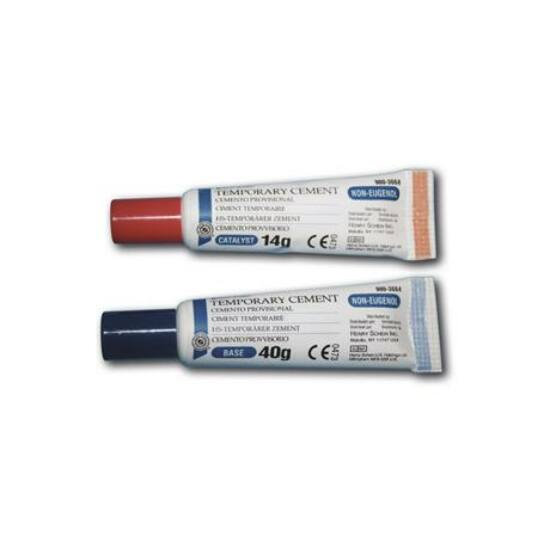 Temporary Cement 40g+14g eugenol mentes