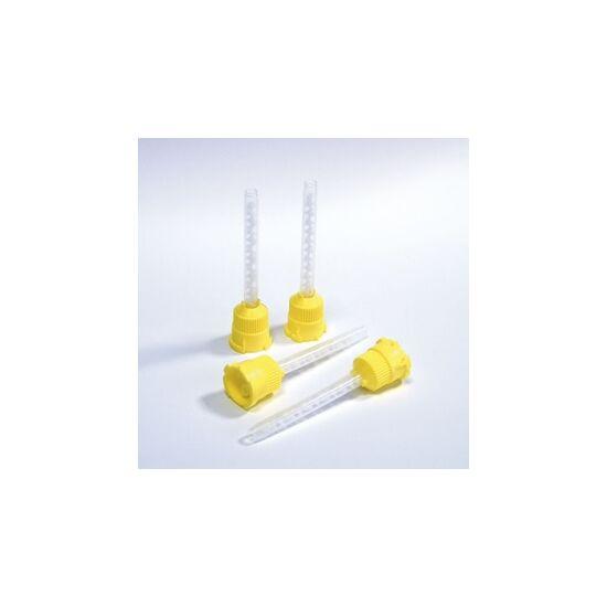 Keverőcsőr sárga 100db (L.B) MS