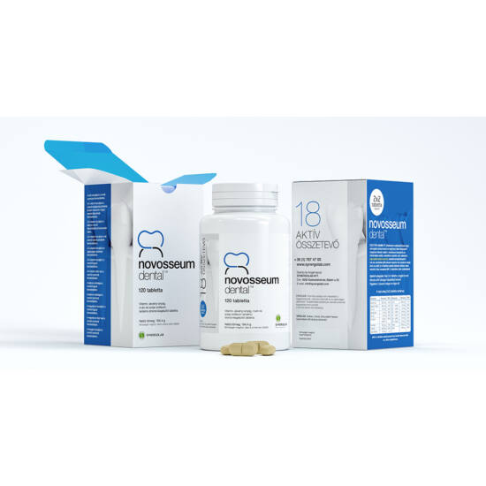 Novosseum Dental 120db tabletta