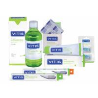 AKCIÓ - VITIS Orthodontic tisztító tabletta, 7+1