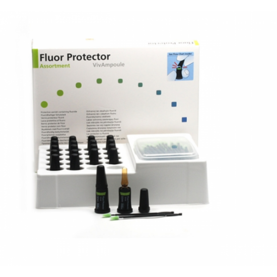 Fluor Protector ampulla 20x0,4ml