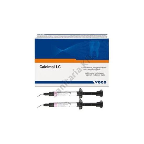 Calcimol LC fecskendő 2x2,5g/2ml