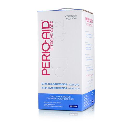 AKCIÓ - Dentaid Perio Aid Intensive Care 0,12% szájöblítő kék 5 liter 3+1