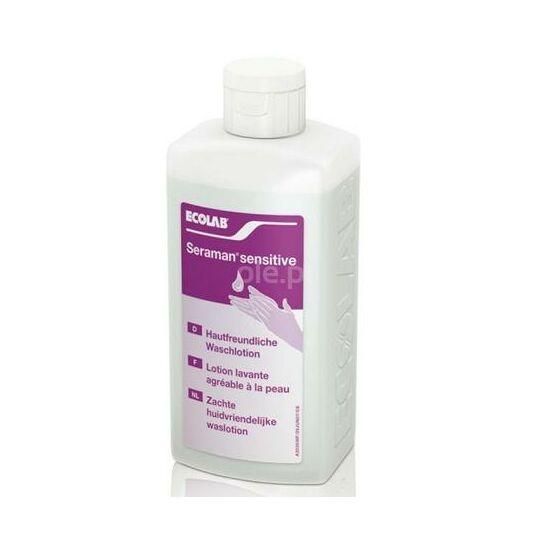 Seraman Sensitive folyékony szappan 1L szín/illatanayagmentes Ecolab