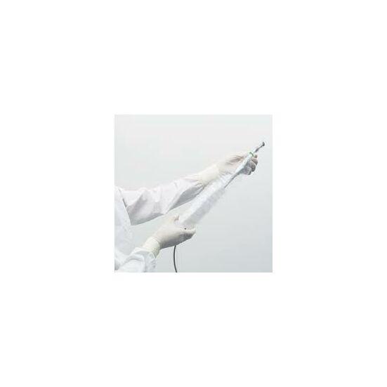 ALLE turbina steril védőhuzat ragasztó szalaggal fehér 120x7cm 1db