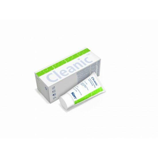 Cleanic prophy paszta fluoriddal 100g zöldalma