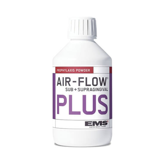 Air Flow Plus Sub+Supragingival por 4x120g EMS
