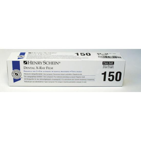 DX 58 X-ray intr.röntgenfilm Soft 30 3,1x4,1cm 150db HS