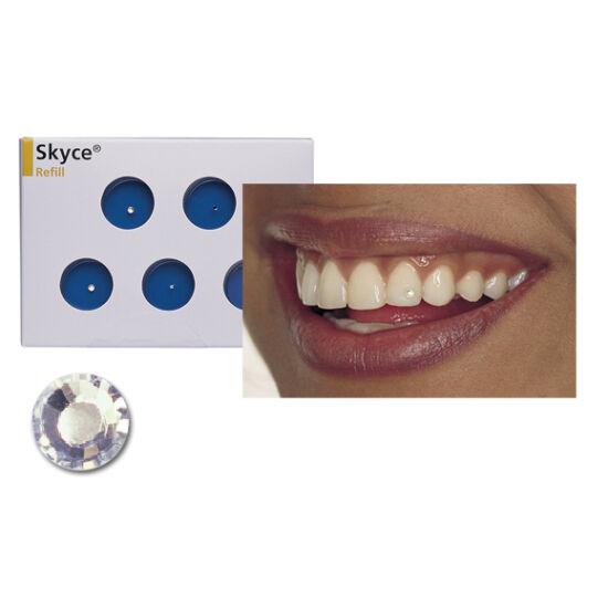 Skyce fogékszer T 2,4mm 5db