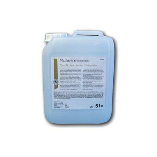 EuroSept Maxima Surface felületfertőtlenítő alkoholm. 5L HS