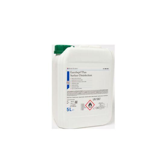 EuroSept Plus Surface 5L felületfertőtlenítő használatra kész aldehidmentes oldat HS